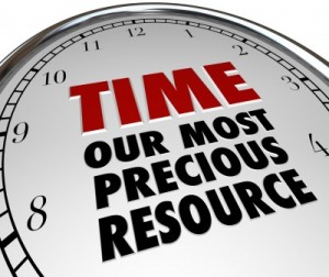 Time-our-most-precious-resource
